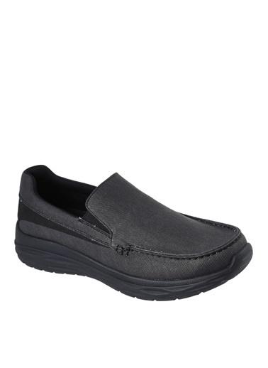 Skechers Skechers Harsen- Alondro Erkek Günlük Ayakkabı Siyah